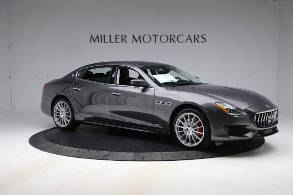 New 2020 Maserati Quattroporte S Q4 GranSport for sale $121,885 at Bentley Greenwich in Greenwich CT 06830 10