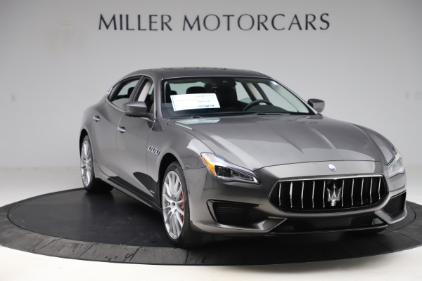 New 2020 Maserati Quattroporte S Q4 GranSport for sale $121,885 at Bentley Greenwich in Greenwich CT 06830 11