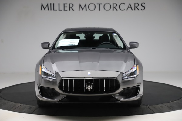 New 2020 Maserati Quattroporte S Q4 GranSport for sale $121,885 at Bentley Greenwich in Greenwich CT 06830 12