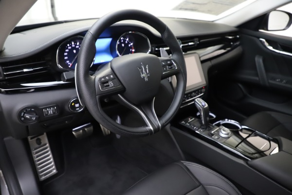 New 2020 Maserati Quattroporte S Q4 GranSport for sale $121,885 at Bentley Greenwich in Greenwich CT 06830 13