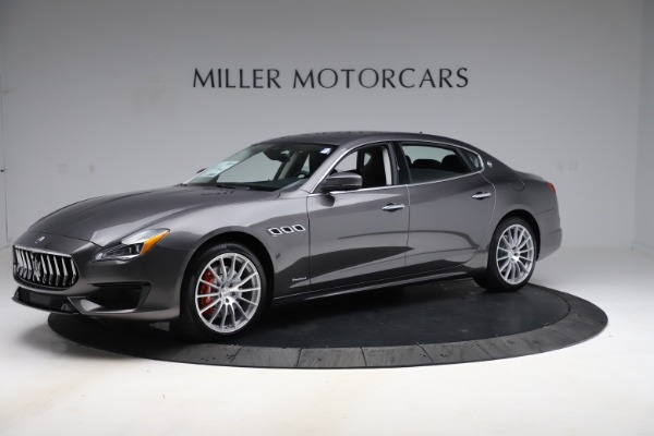 New 2020 Maserati Quattroporte S Q4 GranSport for sale $121,885 at Bentley Greenwich in Greenwich CT 06830 2