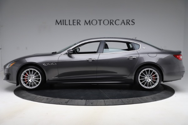 New 2020 Maserati Quattroporte S Q4 GranSport for sale $121,885 at Bentley Greenwich in Greenwich CT 06830 3