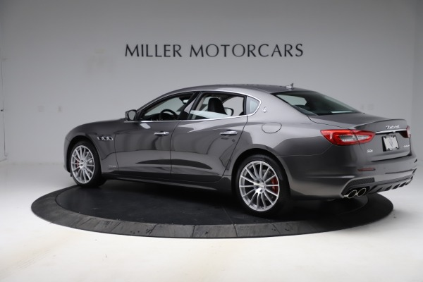 New 2020 Maserati Quattroporte S Q4 GranSport for sale $121,885 at Bentley Greenwich in Greenwich CT 06830 4