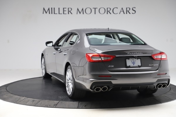 New 2020 Maserati Quattroporte S Q4 GranSport for sale $121,885 at Bentley Greenwich in Greenwich CT 06830 5