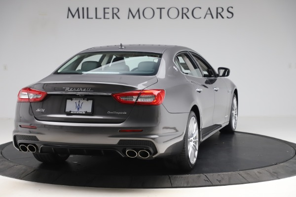 New 2020 Maserati Quattroporte S Q4 GranSport for sale $121,885 at Bentley Greenwich in Greenwich CT 06830 7