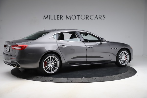 New 2020 Maserati Quattroporte S Q4 GranSport for sale $121,885 at Bentley Greenwich in Greenwich CT 06830 8