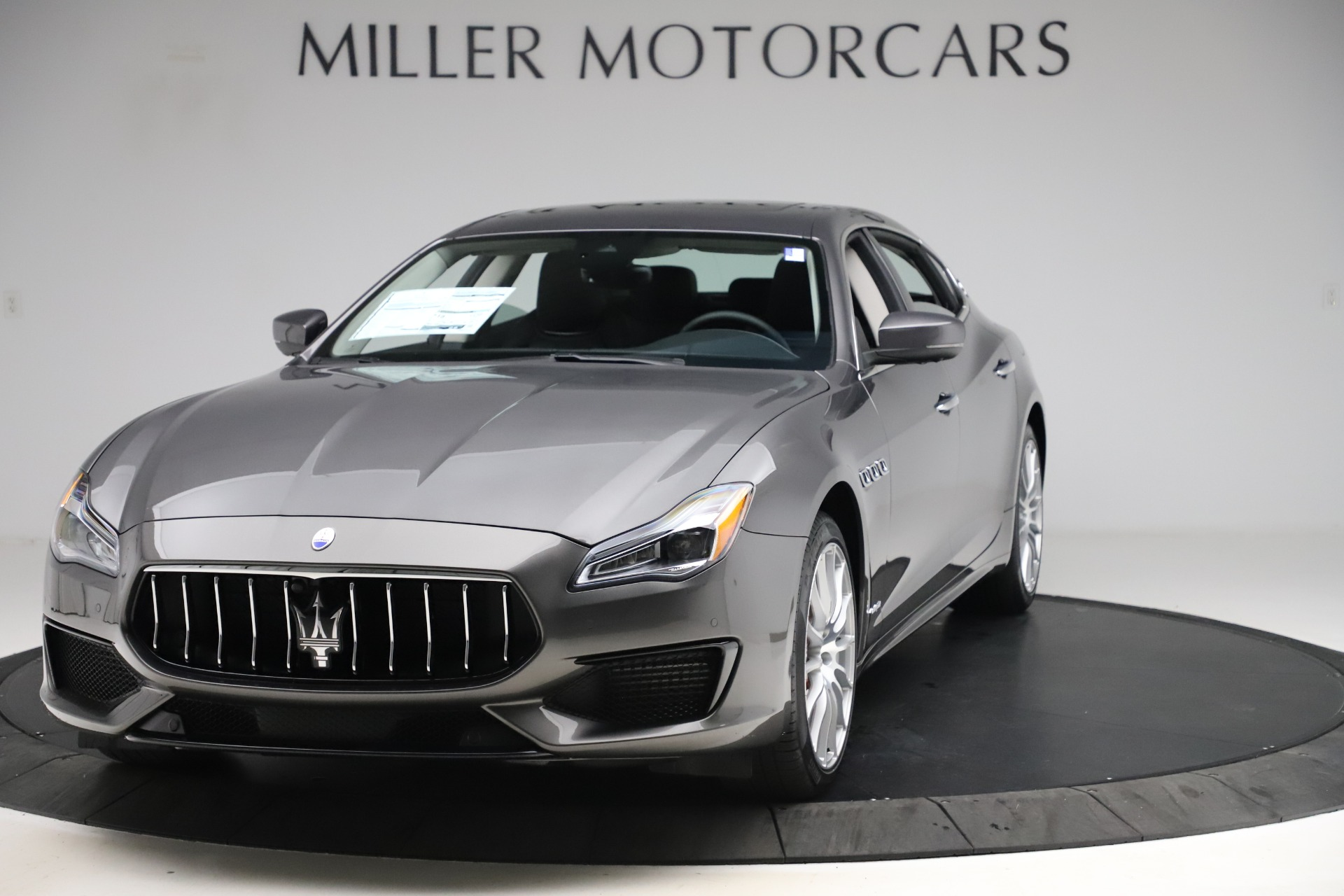 New 2020 Maserati Quattroporte S Q4 GranSport for sale $121,885 at Bentley Greenwich in Greenwich CT 06830 1