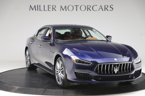 New 2020 Maserati Ghibli S Q4 GranLusso for sale Sold at Bentley Greenwich in Greenwich CT 06830 11