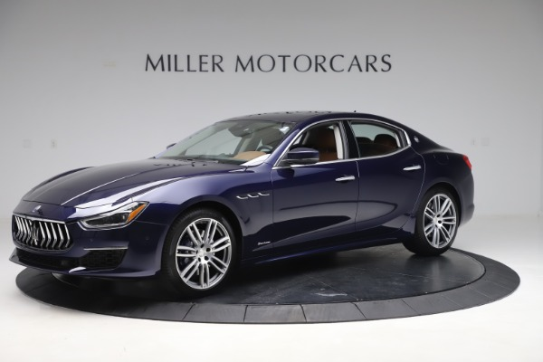 New 2020 Maserati Ghibli S Q4 GranLusso for sale Sold at Bentley Greenwich in Greenwich CT 06830 2