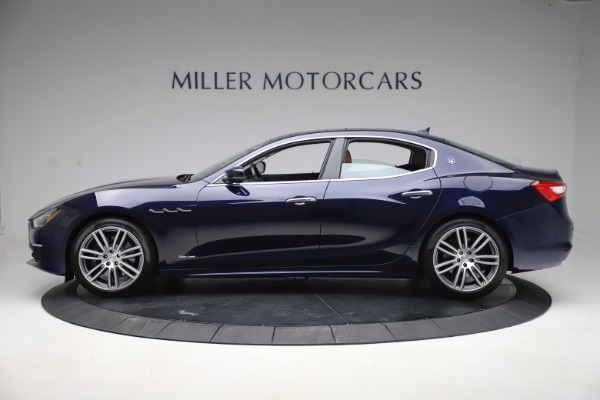 New 2020 Maserati Ghibli S Q4 GranLusso for sale Sold at Bentley Greenwich in Greenwich CT 06830 3