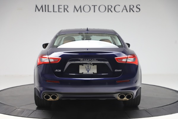 New 2020 Maserati Ghibli S Q4 GranLusso for sale Sold at Bentley Greenwich in Greenwich CT 06830 6