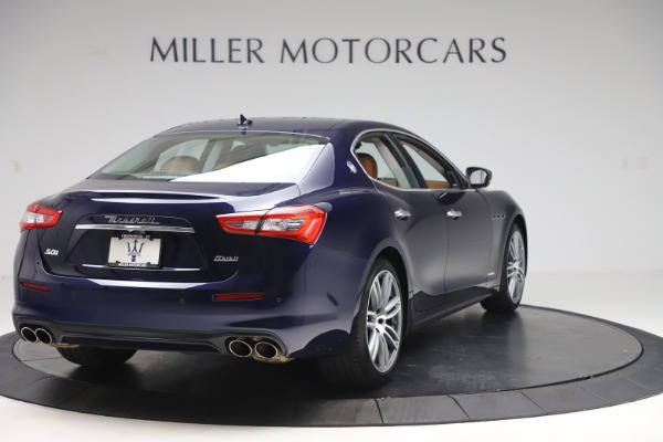 New 2020 Maserati Ghibli S Q4 GranLusso for sale Sold at Bentley Greenwich in Greenwich CT 06830 7