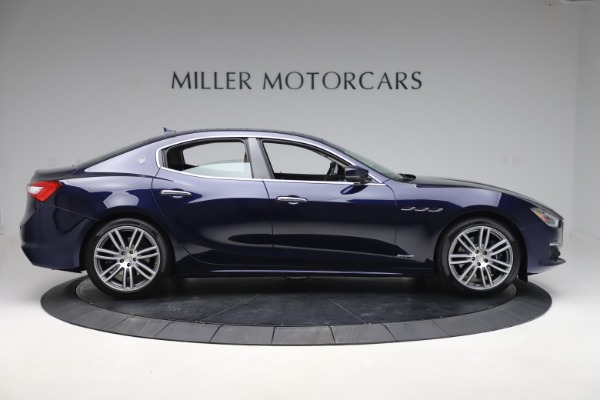 New 2020 Maserati Ghibli S Q4 GranLusso for sale Sold at Bentley Greenwich in Greenwich CT 06830 9