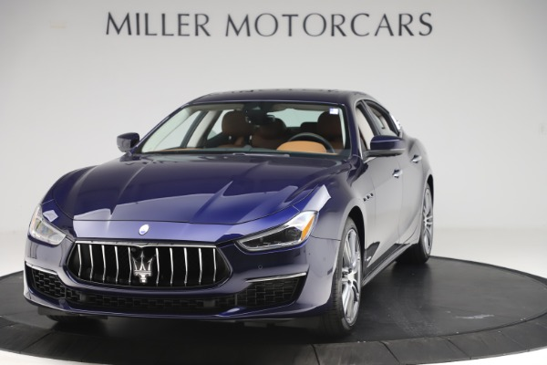 New 2020 Maserati Ghibli S Q4 GranLusso for sale Sold at Bentley Greenwich in Greenwich CT 06830 1