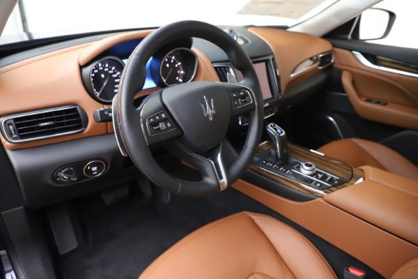 New 2020 Maserati Levante S Q4 GranLusso for sale $94,985 at Bentley Greenwich in Greenwich CT 06830 13