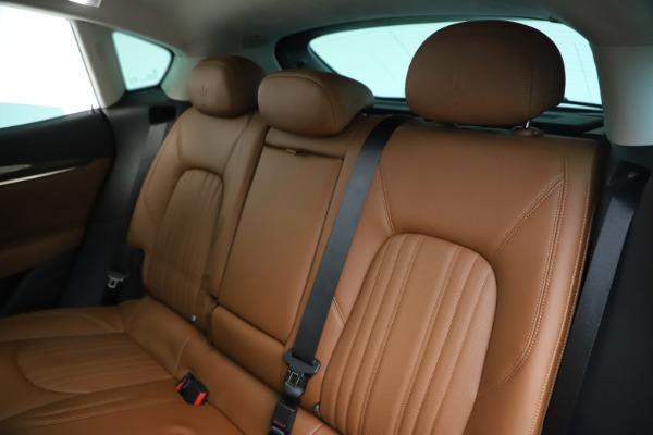 New 2020 Maserati Levante S Q4 GranLusso for sale $94,985 at Bentley Greenwich in Greenwich CT 06830 18