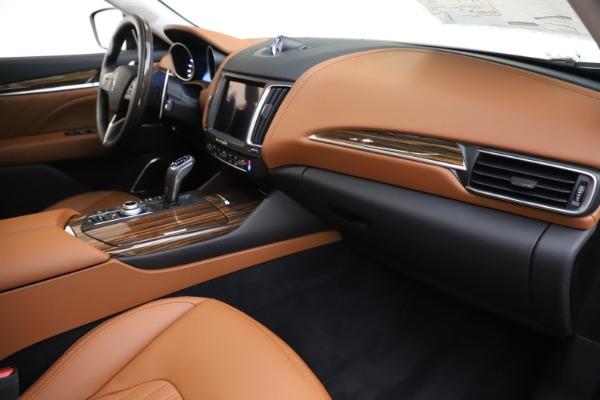 New 2020 Maserati Levante S Q4 GranLusso for sale $94,985 at Bentley Greenwich in Greenwich CT 06830 22