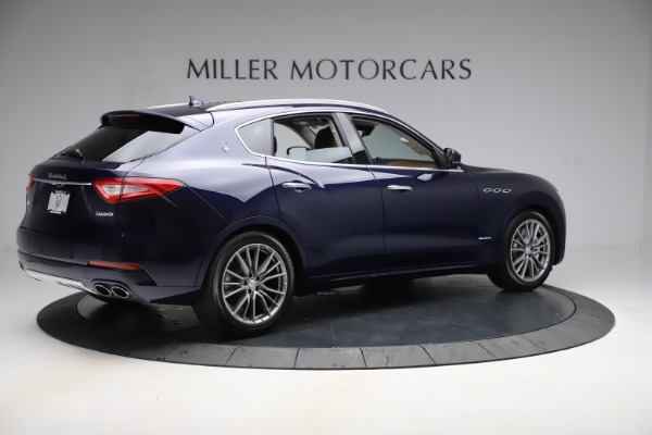 New 2020 Maserati Levante S Q4 GranLusso for sale $94,985 at Bentley Greenwich in Greenwich CT 06830 8