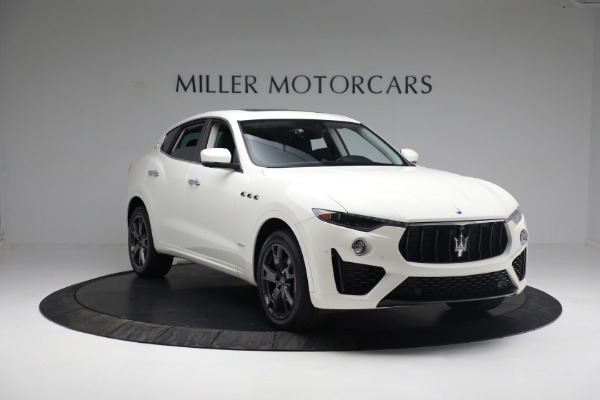 New 2020 Maserati Levante Q4 GranSport for sale $81,385 at Bentley Greenwich in Greenwich CT 06830 10