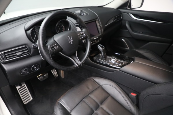 New 2020 Maserati Levante Q4 GranSport for sale $81,385 at Bentley Greenwich in Greenwich CT 06830 12