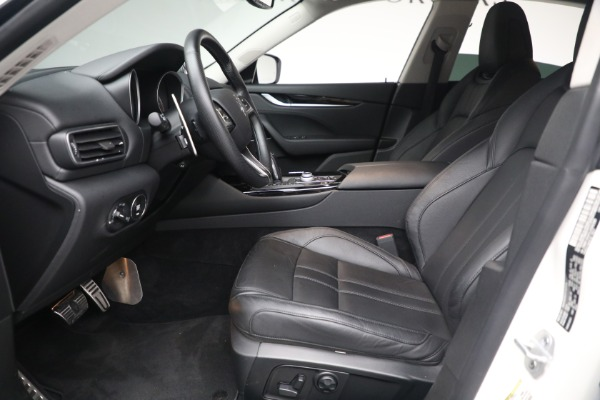New 2020 Maserati Levante Q4 GranSport for sale $81,385 at Bentley Greenwich in Greenwich CT 06830 13