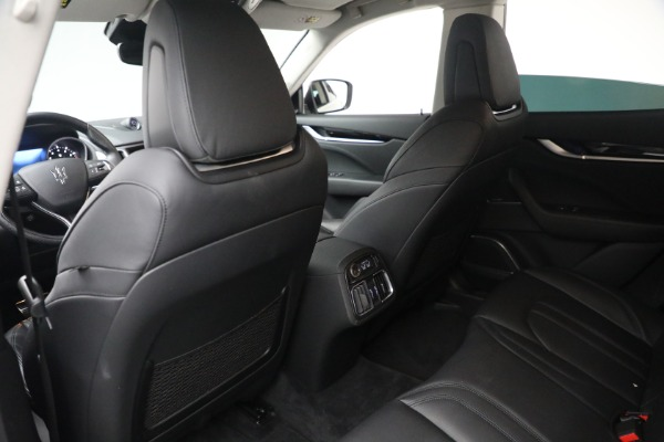 New 2020 Maserati Levante Q4 GranSport for sale $81,385 at Bentley Greenwich in Greenwich CT 06830 16