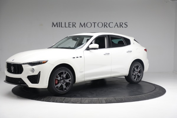 New 2020 Maserati Levante Q4 GranSport for sale $81,385 at Bentley Greenwich in Greenwich CT 06830 2