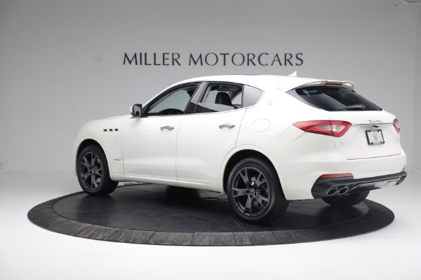 New 2020 Maserati Levante Q4 GranSport for sale $81,385 at Bentley Greenwich in Greenwich CT 06830 4