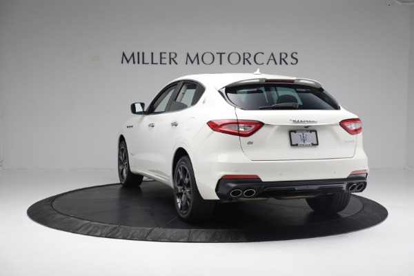 New 2020 Maserati Levante Q4 GranSport for sale $81,385 at Bentley Greenwich in Greenwich CT 06830 5