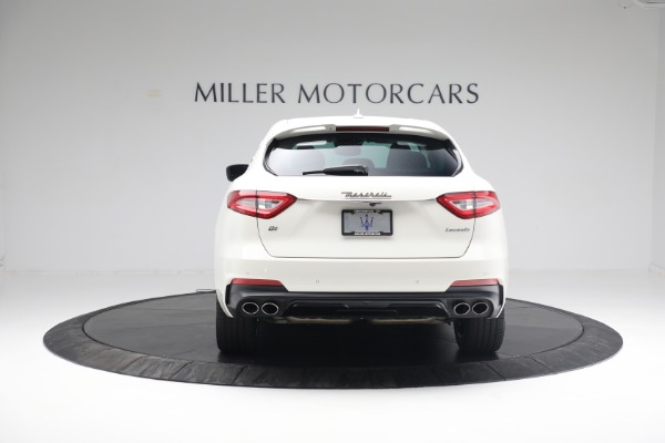 New 2020 Maserati Levante Q4 GranSport for sale $81,385 at Bentley Greenwich in Greenwich CT 06830 6