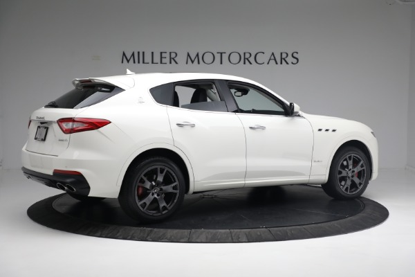 New 2020 Maserati Levante Q4 GranSport for sale $81,385 at Bentley Greenwich in Greenwich CT 06830 7