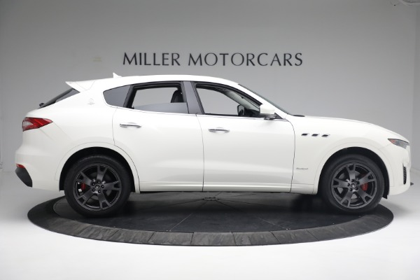 New 2020 Maserati Levante Q4 GranSport for sale $81,385 at Bentley Greenwich in Greenwich CT 06830 8