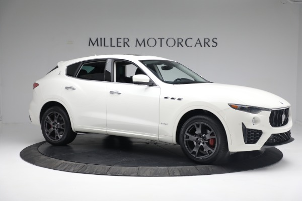 New 2020 Maserati Levante Q4 GranSport for sale $81,385 at Bentley Greenwich in Greenwich CT 06830 9