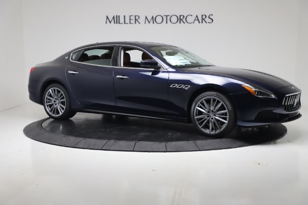 New 2020 Maserati Quattroporte S Q4 GranLusso for sale $122,185 at Bentley Greenwich in Greenwich CT 06830 10