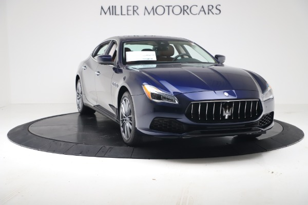 New 2020 Maserati Quattroporte S Q4 GranLusso for sale $122,185 at Bentley Greenwich in Greenwich CT 06830 11