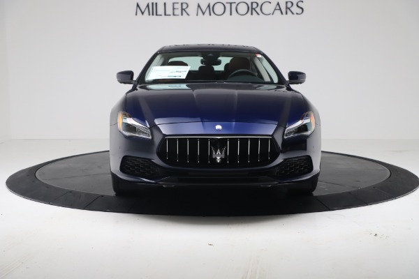New 2020 Maserati Quattroporte S Q4 GranLusso for sale $122,185 at Bentley Greenwich in Greenwich CT 06830 12