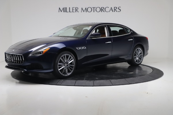 New 2020 Maserati Quattroporte S Q4 GranLusso for sale $122,185 at Bentley Greenwich in Greenwich CT 06830 2