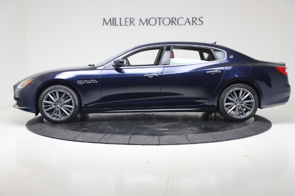 New 2020 Maserati Quattroporte S Q4 GranLusso for sale $122,185 at Bentley Greenwich in Greenwich CT 06830 3
