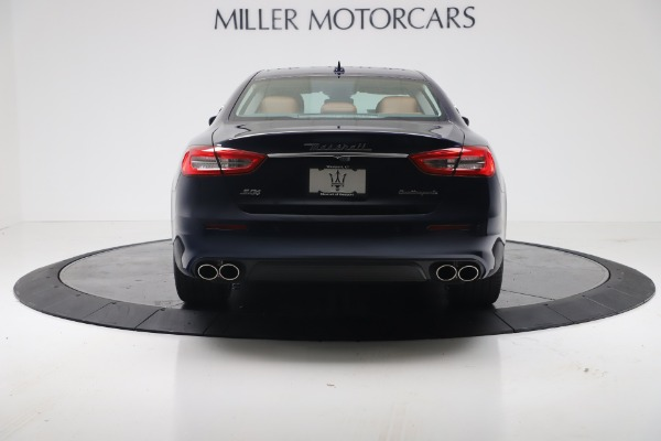 New 2020 Maserati Quattroporte S Q4 GranLusso for sale $122,185 at Bentley Greenwich in Greenwich CT 06830 6