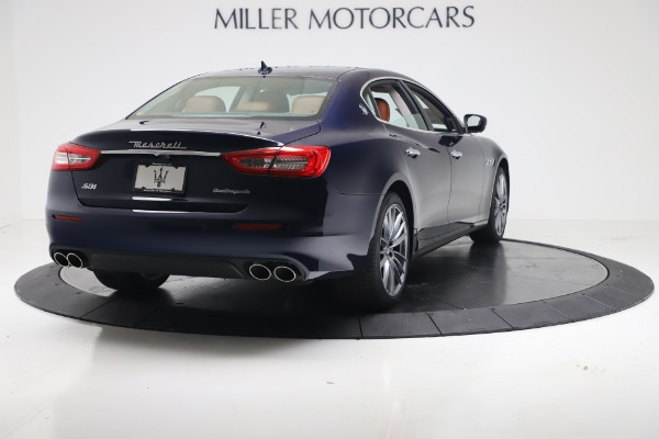 New 2020 Maserati Quattroporte S Q4 GranLusso for sale $122,185 at Bentley Greenwich in Greenwich CT 06830 7