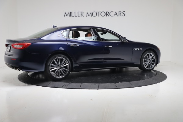 New 2020 Maserati Quattroporte S Q4 GranLusso for sale $122,185 at Bentley Greenwich in Greenwich CT 06830 8