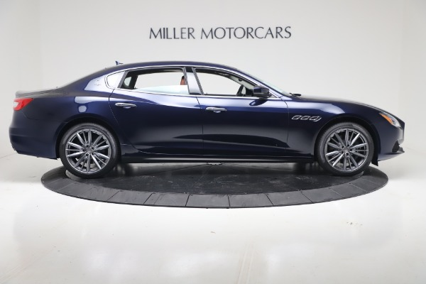 New 2020 Maserati Quattroporte S Q4 GranLusso for sale $122,185 at Bentley Greenwich in Greenwich CT 06830 9