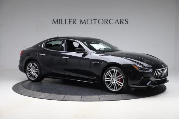 New 2020 Maserati Ghibli S Q4 GranSport for sale $90,285 at Bentley Greenwich in Greenwich CT 06830 10