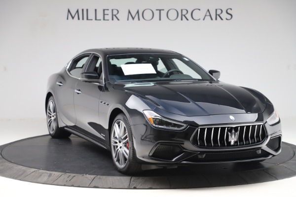 New 2020 Maserati Ghibli S Q4 GranSport for sale $90,285 at Bentley Greenwich in Greenwich CT 06830 11