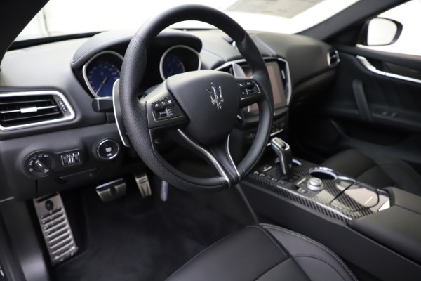 New 2020 Maserati Ghibli S Q4 GranSport for sale $90,285 at Bentley Greenwich in Greenwich CT 06830 13