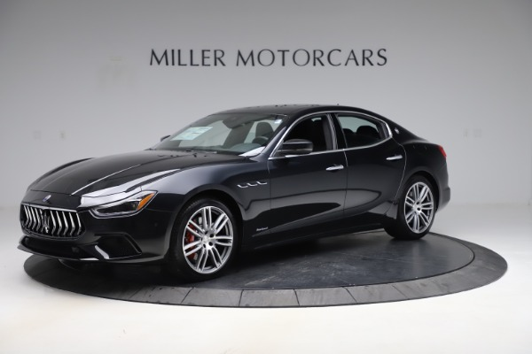New 2020 Maserati Ghibli S Q4 GranSport for sale $90,285 at Bentley Greenwich in Greenwich CT 06830 2
