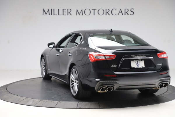 New 2020 Maserati Ghibli S Q4 GranSport for sale $90,285 at Bentley Greenwich in Greenwich CT 06830 5