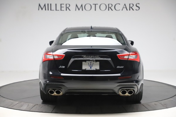 New 2020 Maserati Ghibli S Q4 GranSport for sale $90,285 at Bentley Greenwich in Greenwich CT 06830 6