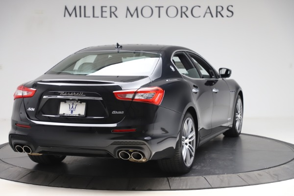 New 2020 Maserati Ghibli S Q4 GranSport for sale $90,285 at Bentley Greenwich in Greenwich CT 06830 7