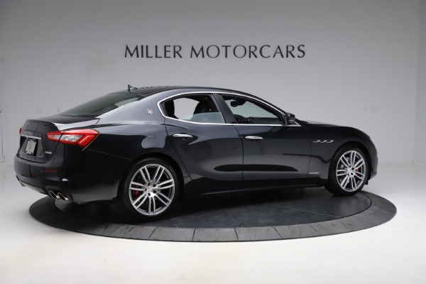 New 2020 Maserati Ghibli S Q4 GranSport for sale $90,285 at Bentley Greenwich in Greenwich CT 06830 8